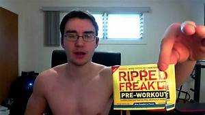 Supplement Review  Ripped Freak Preworkout