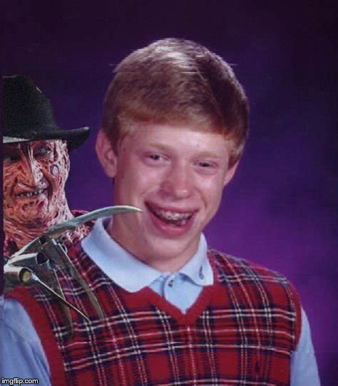 bad luck brian template quot bad luck brian quot meme templates imgflip