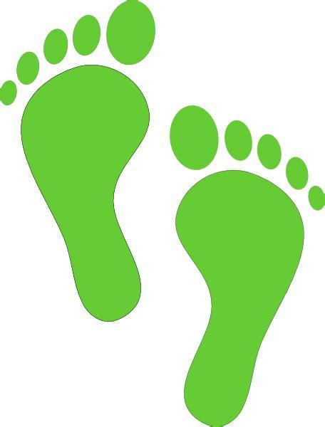 footprint clipart footprint clip at clker vector clip