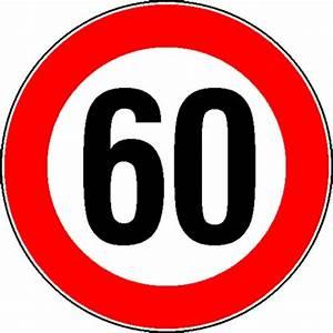 6 Km H Schild : geschwindigkeitsbeschr nkung 60 km h 52 10a ~ Jslefanu.com Haus und Dekorationen