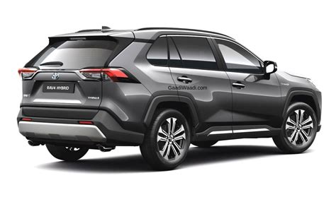 This was the first compact crossover suv. Toyota RAV4 Hybrid Could Be The SUV The Brand Needs For India