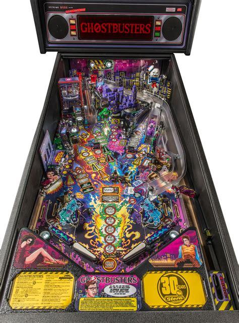 Stern Ghostbusters Pro Pinball machine | Liberty Games