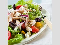 GreekStyle Chicken Salad Recipe EatingWell