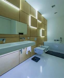 Int U00e9rieur Ouvert Et Dynamique En Blanc Par Les Architectes Ivan Yurima  U2014 D U00e9co Id U00e9es Blog
