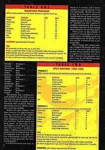 Mike Mentzer 3 Day Workout Routine - Page 3