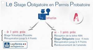 Perte De Point Permis De Conduire : stage obligatoire en permis probatoire legipermis ~ Maxctalentgroup.com Avis de Voitures