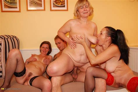 senior sex party