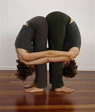 best 2 person yoga poses ideas and images on bing find what you