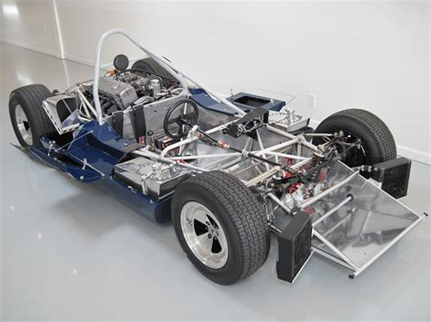 Elva Mk. 8s Bmw Sports Racing Car Chassis# 90