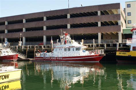 Fire Boat House Portland portland me fire boats