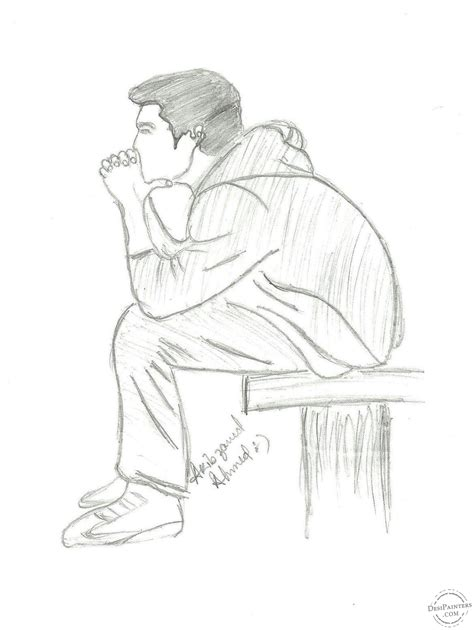 Best Easy Sad Drawings Ideas And Images On Bing Find What You Ll