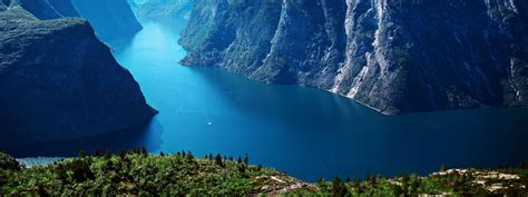 Fjord Norwegens Top Sehenswürdigkeiten Bergen