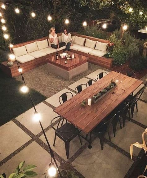 amazing backyard ideas  wont break  bank yard