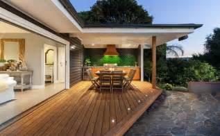 illuminate your deck with deck lighting ideas carehomedecor