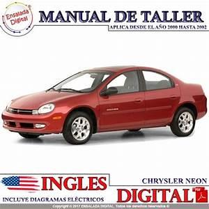 Manual Automotriz Chrysler Neon 00