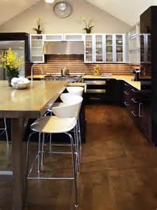 modern kitchen island table kitchens with modern kitchen island plans