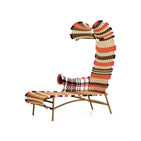 chaise longue moroso m afrique shadowy design tord boontje