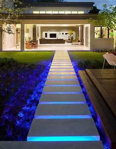 Modern, Garden, Lighting, Ideas, U2013, Awesome, Led, Landscape, Lighting