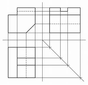 Gestreckte Länge Berechnen Programm : bema ung bungen aufgaben zur dreitafelprojektion ~ Themetempest.com Abrechnung