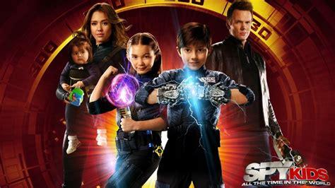 spy kids time world news movieweb