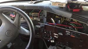 2008 Freightliner M2 Brake Light Switch Location