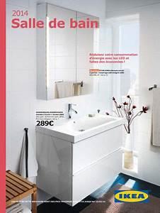 Catalogue Salle De Bains Ikea : salle de bains ikea le meilleur du catalogue c t maison ~ Teatrodelosmanantiales.com Idées de Décoration