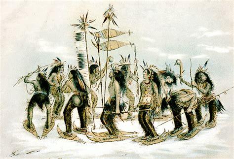 history of dance snow shoe dance american history native americans dance snow shoe dance png html