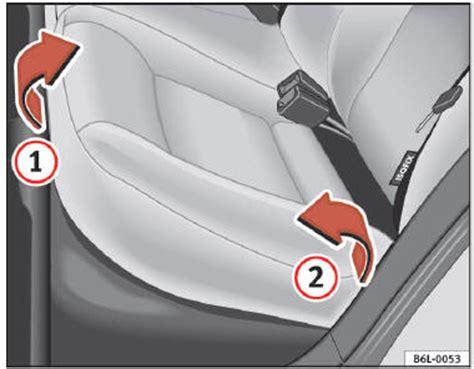 siege arriere c3 seat ibiza banquette arrière sièges et porte objets