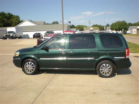 Buick Terraza Cxl by 2005 Buick Terraza Cxl Stock 80825 Polk City Ia 50226