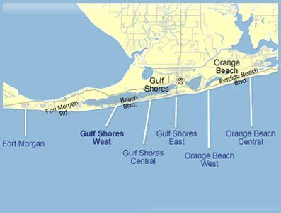 gulf shores vacation rentals orange beach vacation