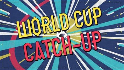 World Cup Catch-Up: Everyone's buzzing for England - BBC Sport