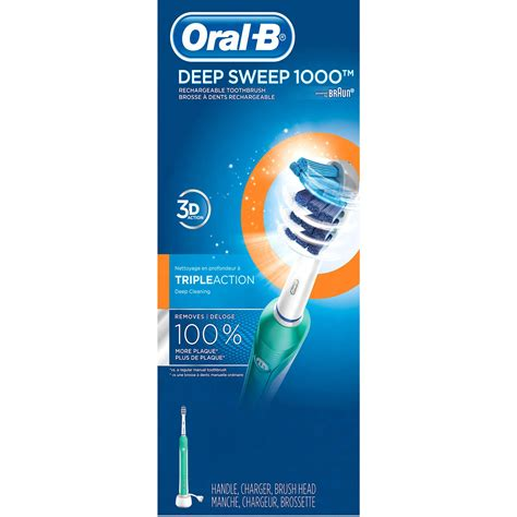 walmart oral  deep sweep  electric rechargeable