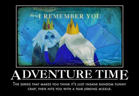 Adventure Meme - adventure time motivational by jswv on deviantart