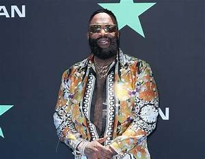 How To Thank A Boss For A Gift Rick Ross From Bet Awards 2019 Red Carpet Fashion E News
