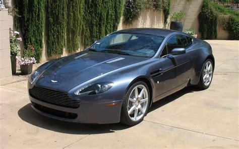2006 Aston Martin V8 Vantage Photos, Informations