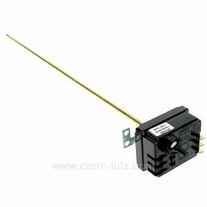 Changer Un Chauffe Eau : thermostat pour chauffe eau electrique ~ Dailycaller-alerts.com Idées de Décoration