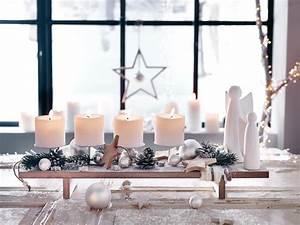 Deko Weihnachten 2016 : deko trends f r weihnachten eiszapfen schneeb lle und co web de ~ Buech-reservation.com Haus und Dekorationen