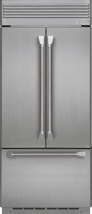 monogram  piece kitchen appliances package  zippnhss   french door refrigerator
