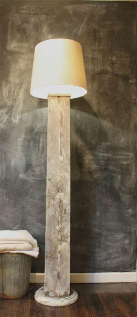 diy floor lamps   tip junkie