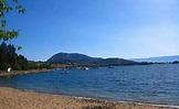 歐肯那根湖【Okanagan Lake】 - 加拿大最具情趣的湖泊 - 世界景點庫