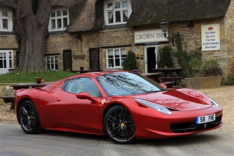 Ferrari 458 Spider (from 2012) Used Prices