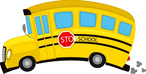 Library of kids school bus clip art black and white png ...
