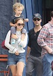 Aleph Portman-Millepied in Natalie Portman & Family Out ...