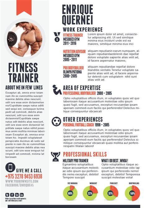 fitness trainer resume resume inspiration curriculum vitae template resume resume examples