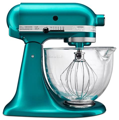 colored kitchen aid mixer kitchenaid unveils new colors and vastly improved 5561