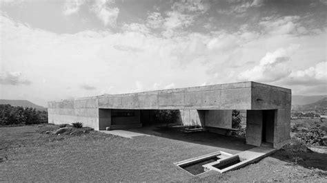 concrete bunker house concrete bunker like house is monsoon proof modern house designs