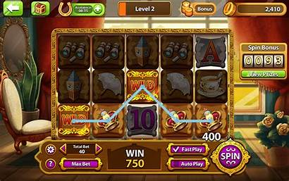 Slots Simple Casino Play Salad Random Games