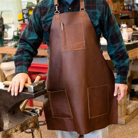 leather apron pattern pack