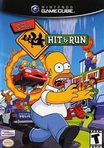U002639the Simpsons Hit And Runu002639 Cheats For The Gamecube