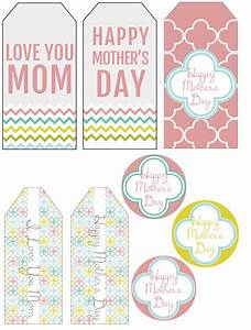 Freebie   Printable Mother's Day Gift Tags – Scrap Booking